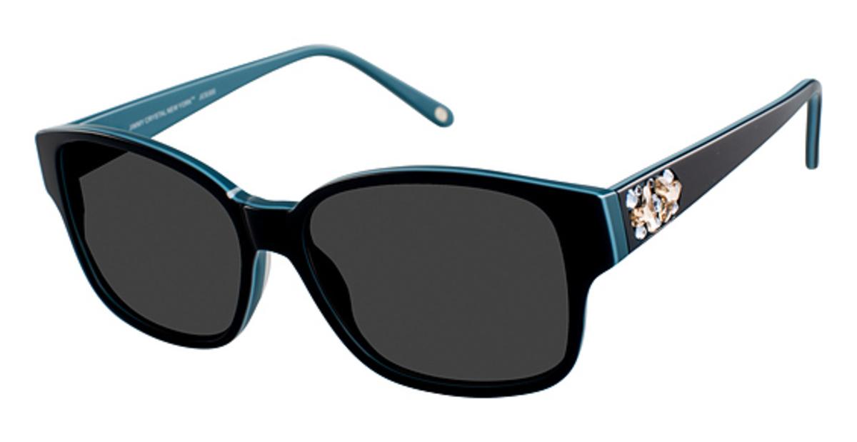 c61a810642 Jimmy Crystal New York JCS300 Eyeglasses Frames