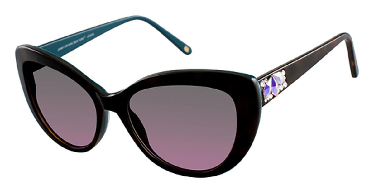Jimmy Crystal New York Jcs225 Eyeglasses Frames