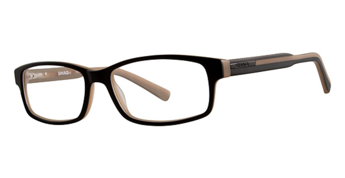 46bd21ff5a9 Shaquille O Neal QD 121Z Eyeglasses Frames