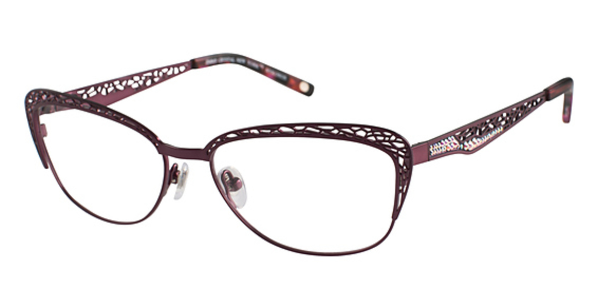 Jimmy Crystal New York Mykonos Eyeglasses Frames