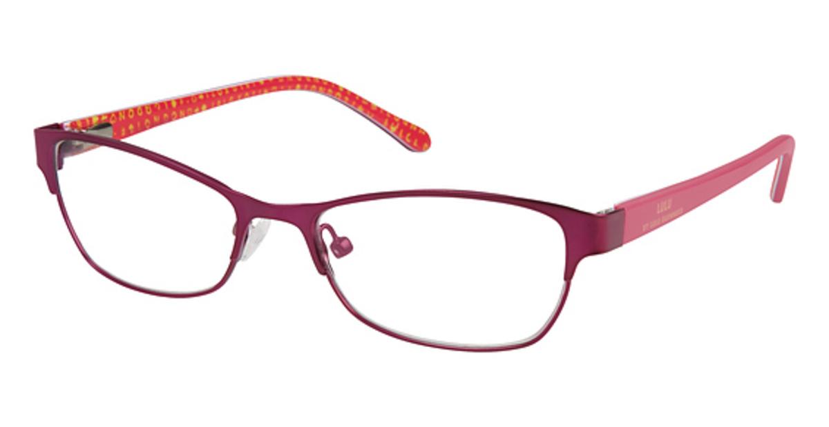Lulu by Lulu Guinness LK003 Eyeglasses