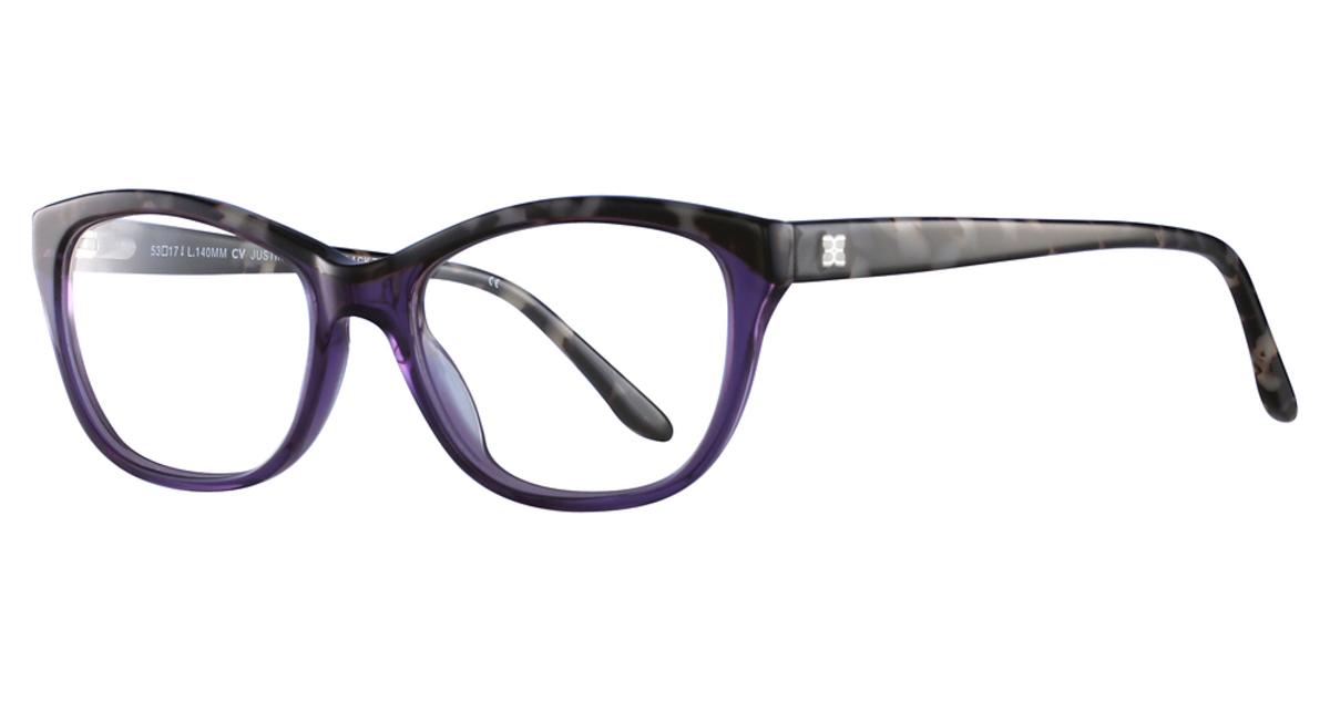 04d6ba9c5de BCBG Max Azria Justine Eyeglasses