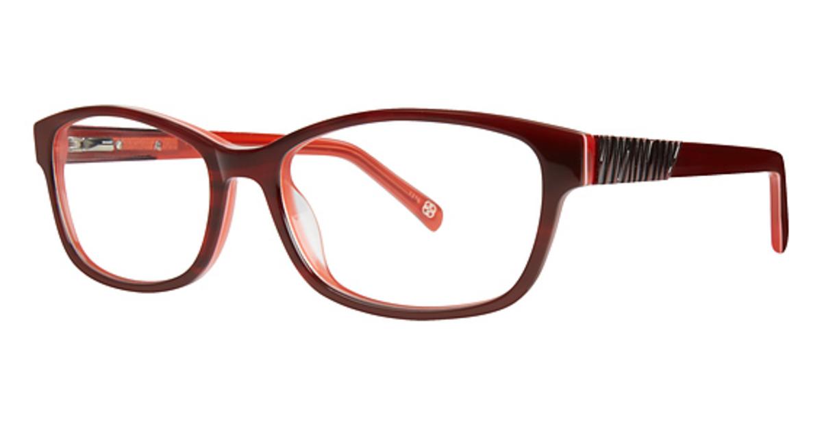Daisy Fuentes Eyewear Daisy Fuentes Eugenia Eyeglasses