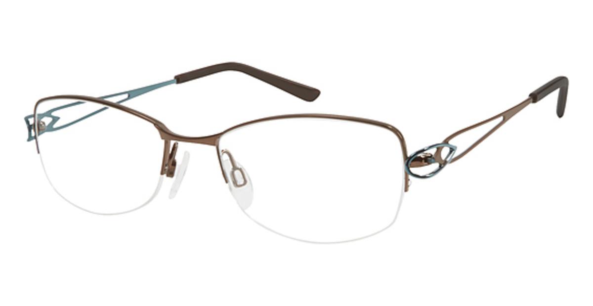 4b802957e8 Charmant Titanium TI 12140 Eyeglasses