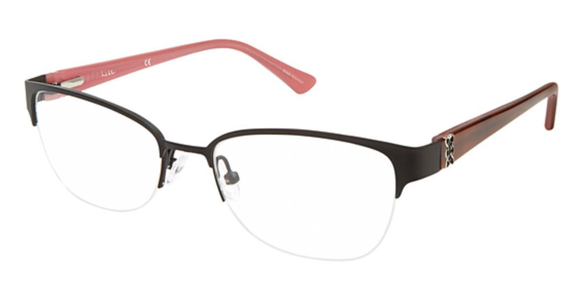 57ac13b2621 Nicole Miller Eyeglasses Frames