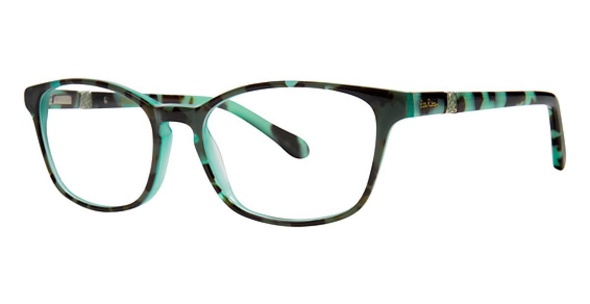 4ae9856151 Lilly Pulitzer Blythe Eyeglasses Frames