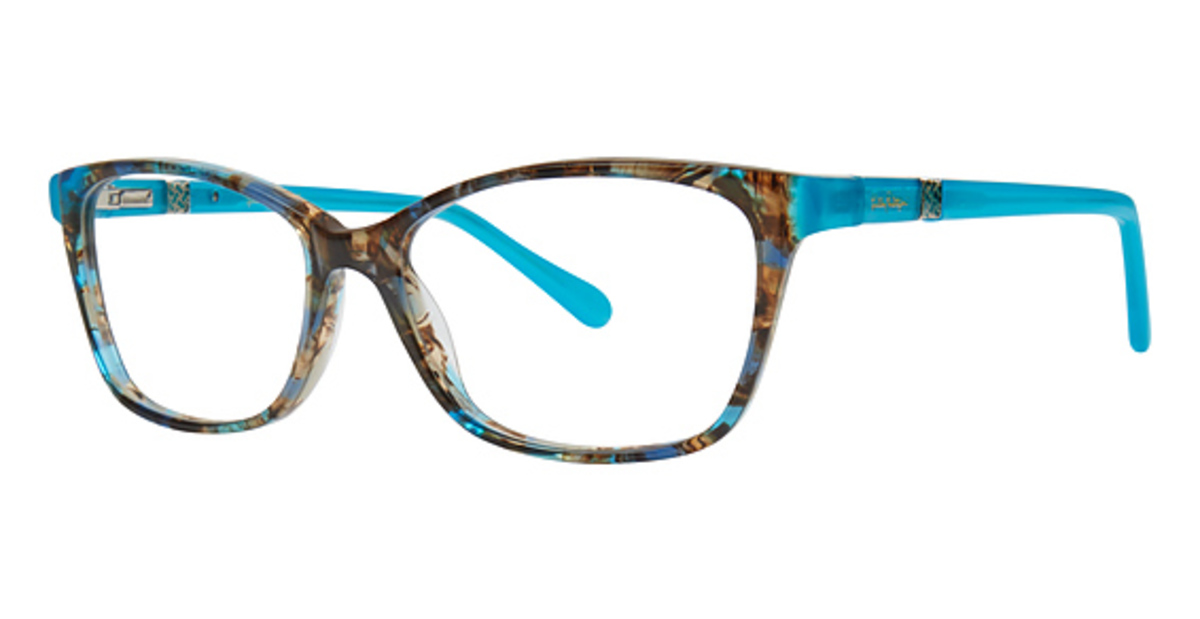 Lilly Pulitzer Bohdie Eyeglasses Frames