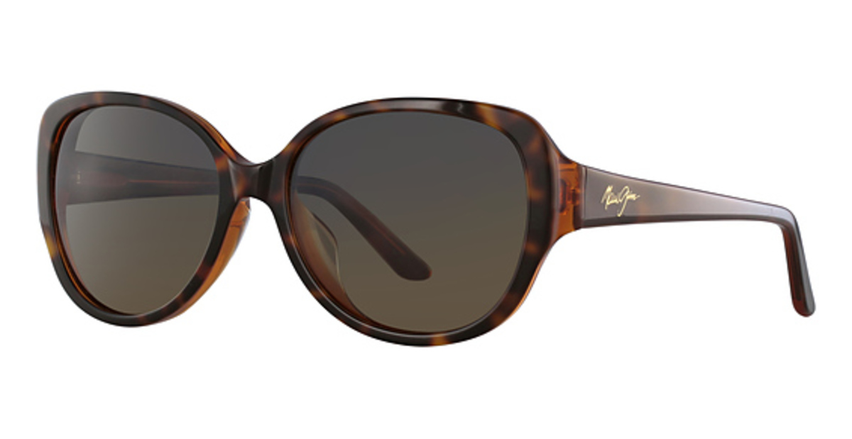 8d2379b0b8 Maui Jim Swept Away 733 Tortoise With Caramel Interior. Tortoise With  Caramel Interior