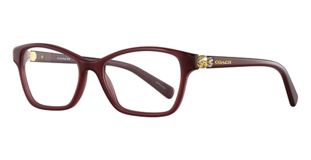 26dde18cef Coach HC6091B Eyeglasses