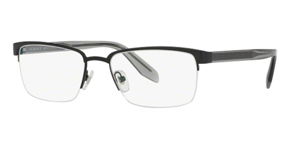 403131944ef Versace VE1241 Eyeglasses Frames