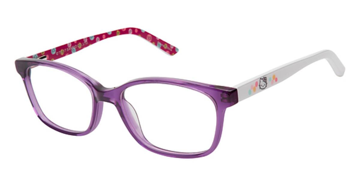 Glasses Frames Hk : Hello Kitty HK 287 Eyeglasses Frames