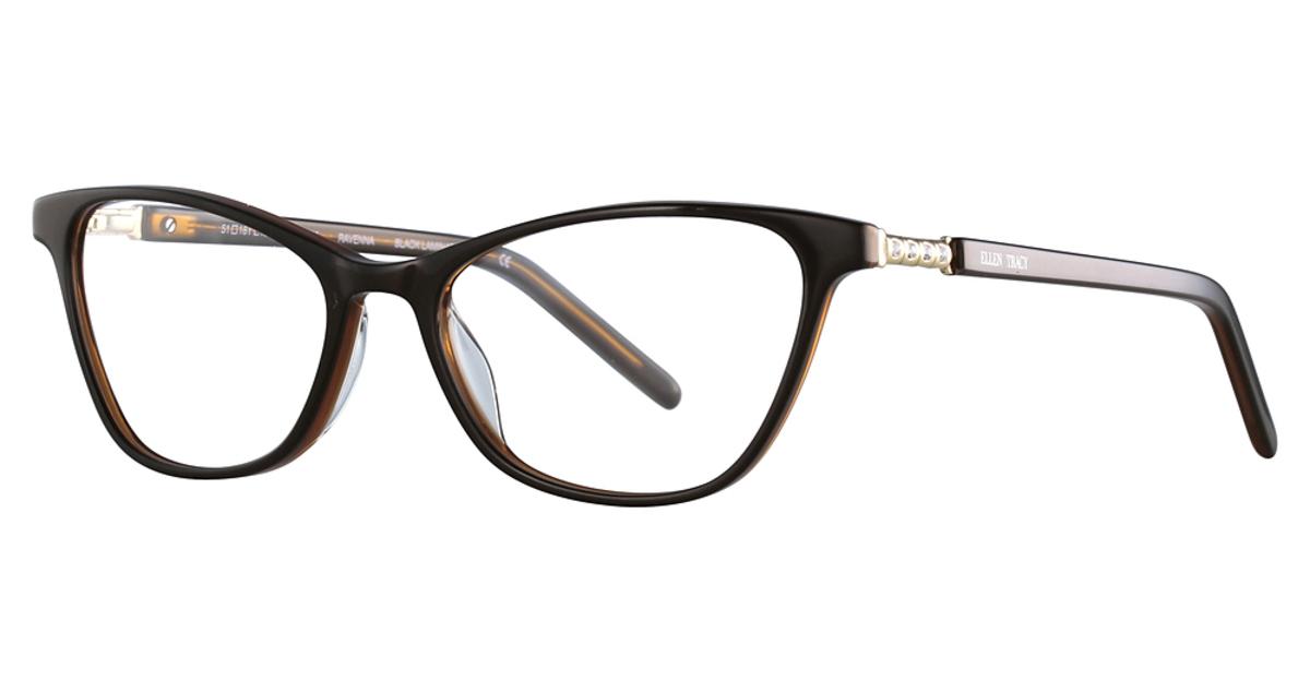 Ellen Tracy Ravenna Eyeglasses Frames