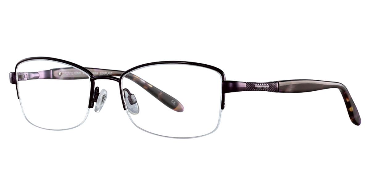 Ellen Tracy Bavaria Eyeglasses Frames