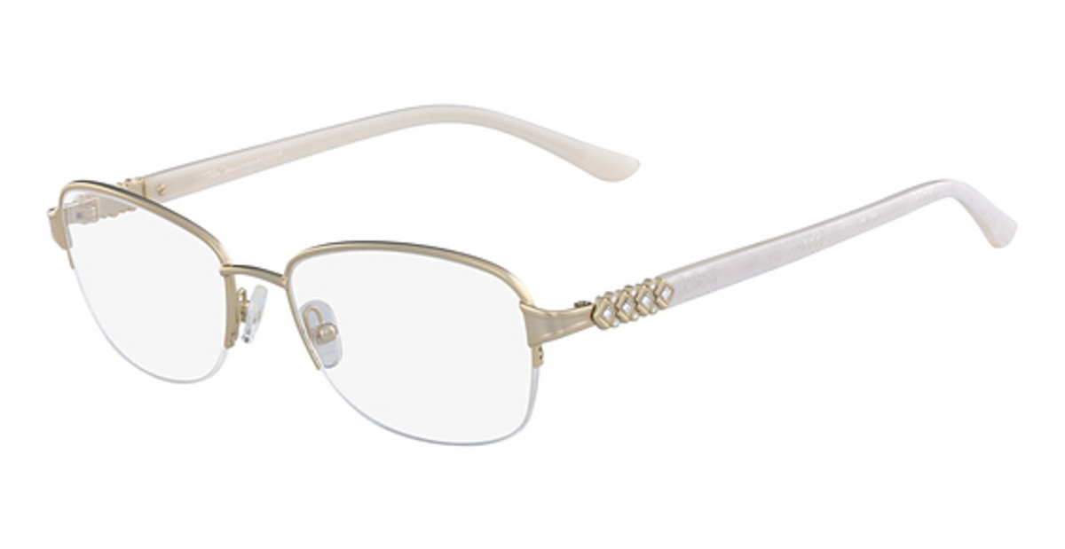 Marchon Tres Jolie 178 Eyeglasses Frames