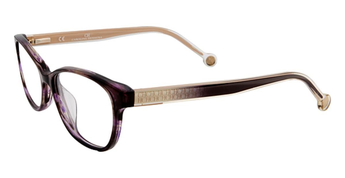 982769c263 CH Carolina Herrera VHE726K Eyeglasses Frames