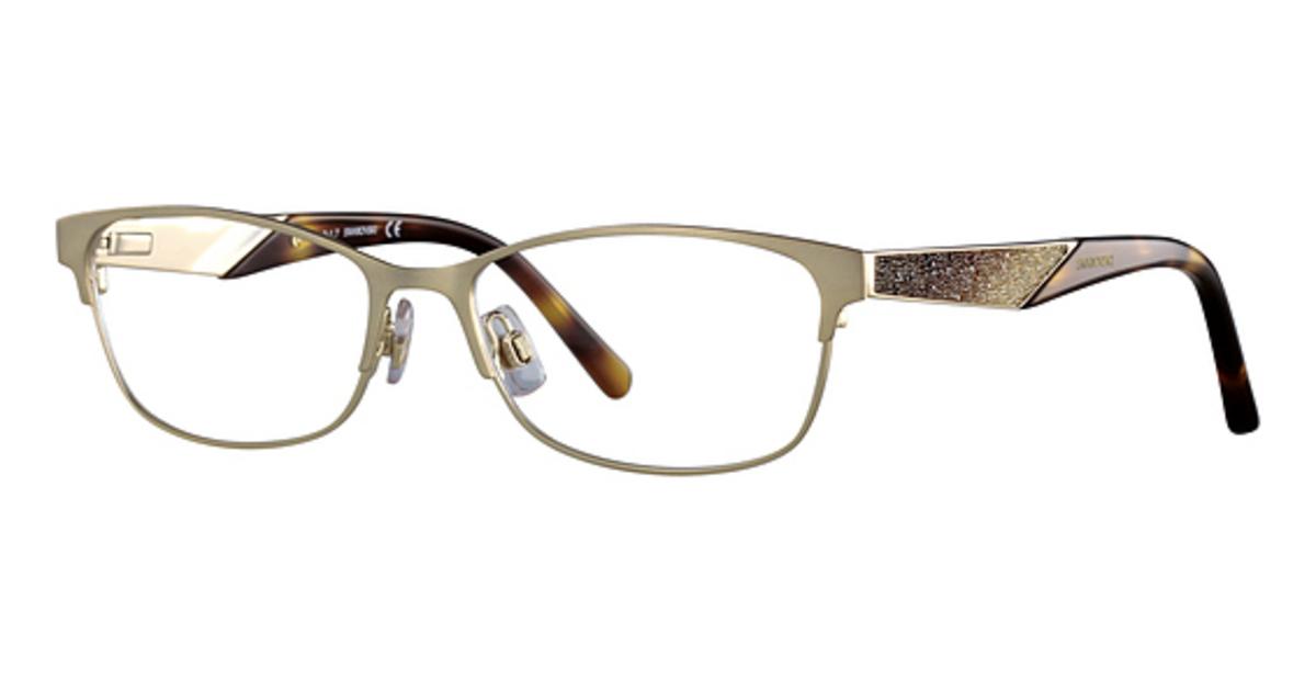 Swarovski SK5216 Eyeglasses Frames