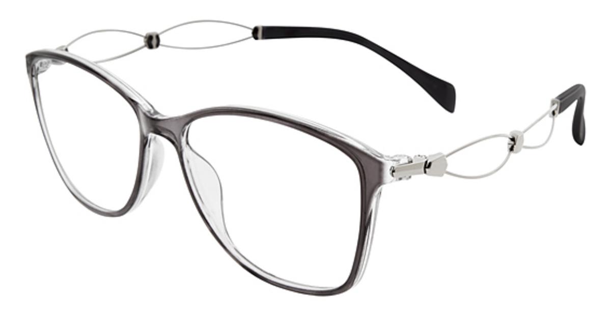 line art xl 2101 eyeglasses frames Guess Eyeglasses gray