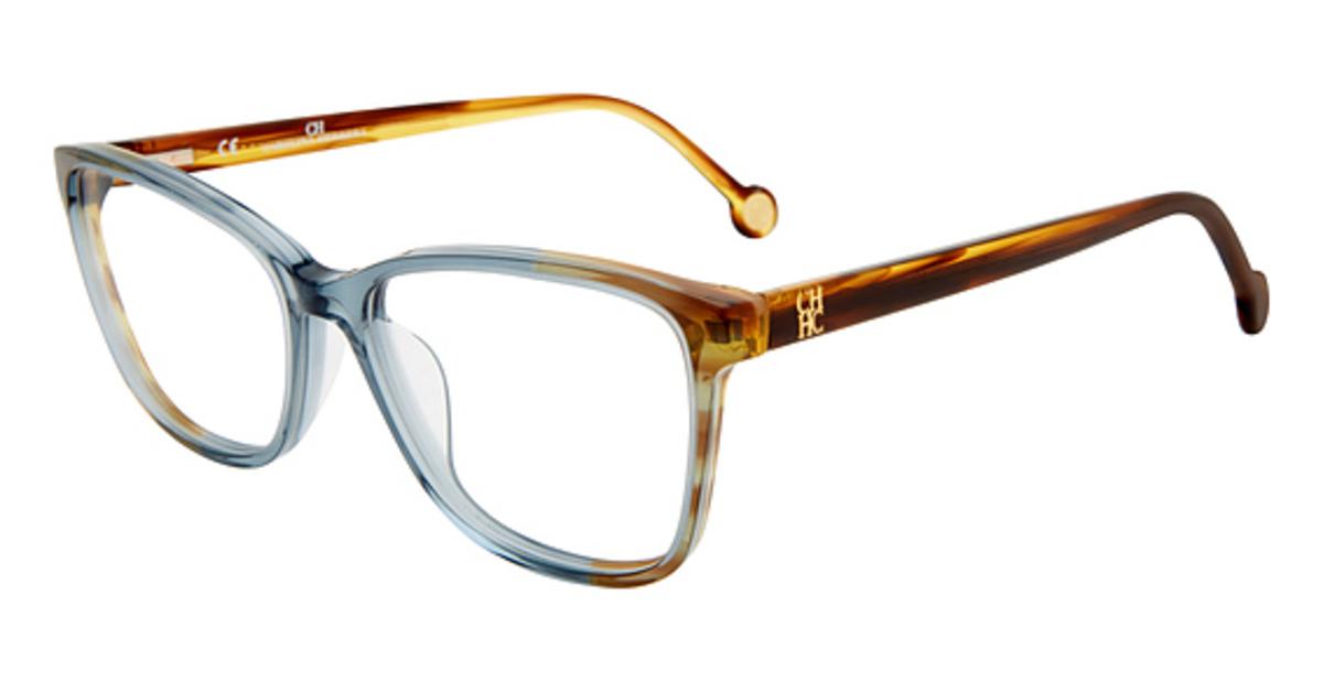f1f370816f CH Carolina Herrera VHE717K Eyeglasses