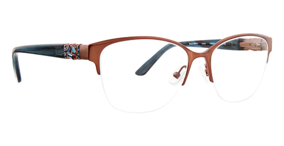 Badgley Mischka Amalia Eyeglasses