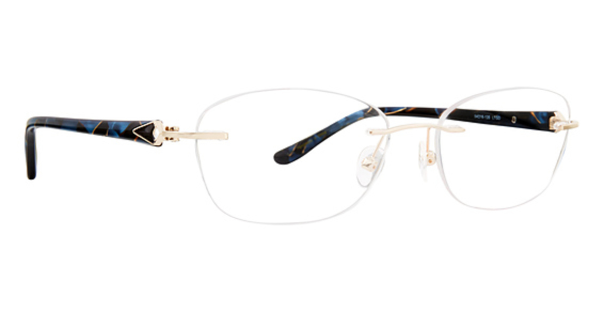 Totally Rimless TR 257 Solitaire Eyeglasses Frames