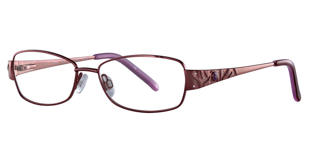 Jessica Mcclintock Eyeglass Frames 178 : Jessica McClintock 4030 Eyeglasses Frames