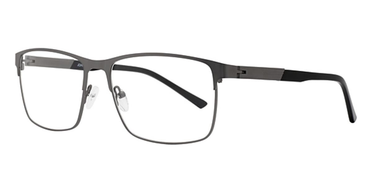 4a8042c3137 Fatheadz Coil Gunmetal Eyeglasses Frames