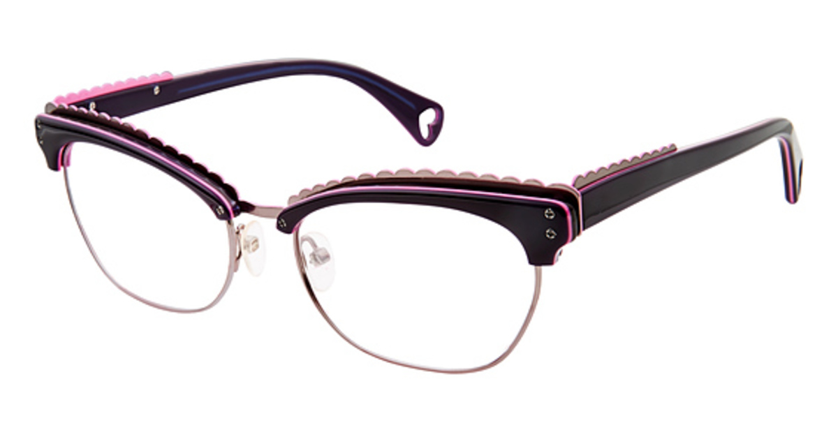 e651aa66711 Betsey Johnson Mad of Mod Black Pink 07. Black Pink 07