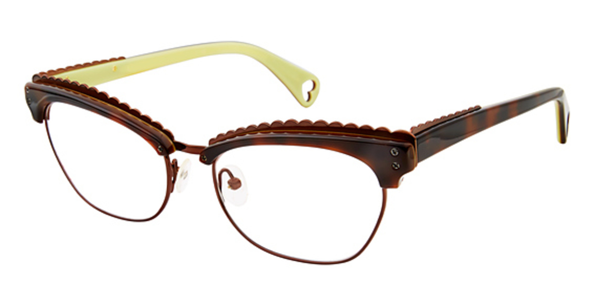 e1504a130f48 Betsey Johnson Mad of Mod Eyeglasses