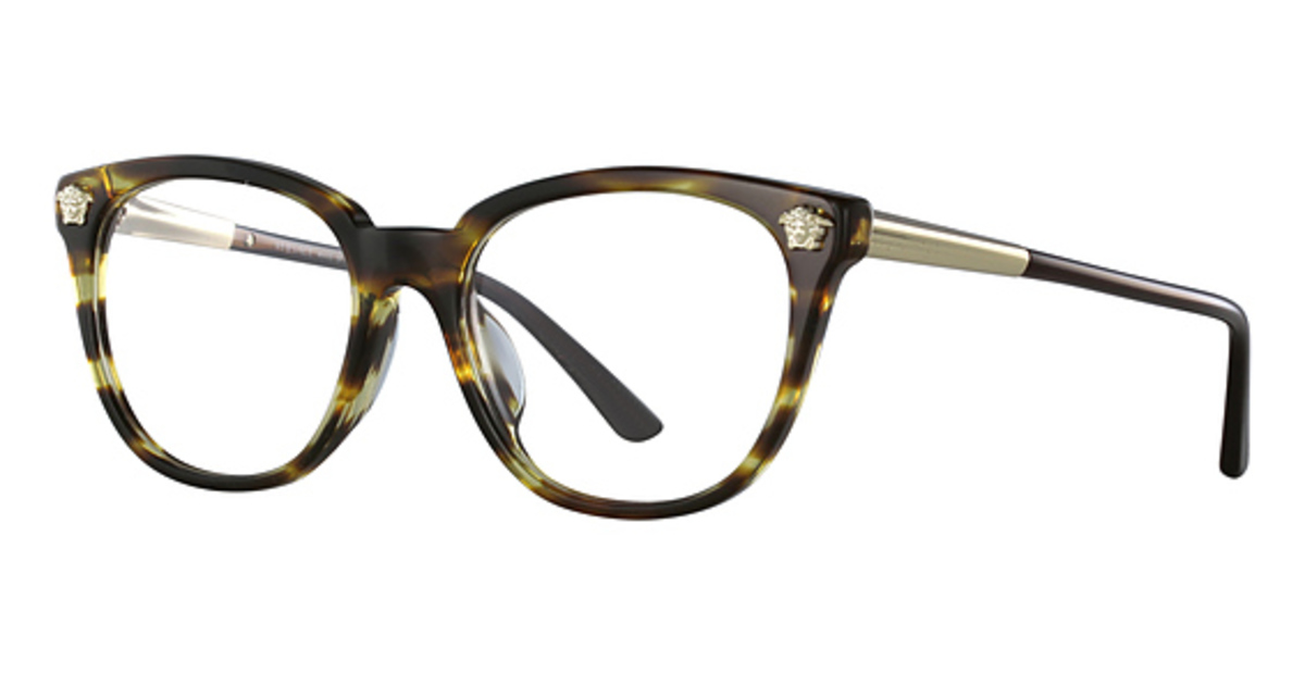 3dd30a0462 Versace VE3242A Eyeglasses Frames