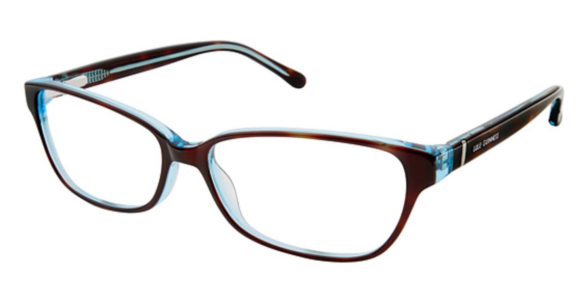 Lulu Guinness L204 Eyeglasses Frames