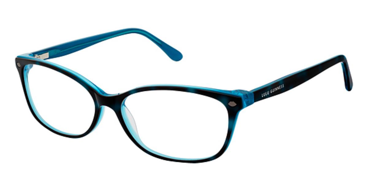 b9c860cb22f Lulu Guinness L208 Eyeglasses Frames
