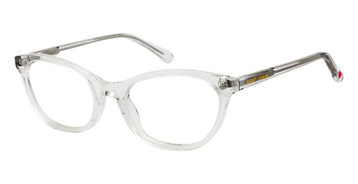 Betsey Johnson Rock Em Eyeglasses Frames