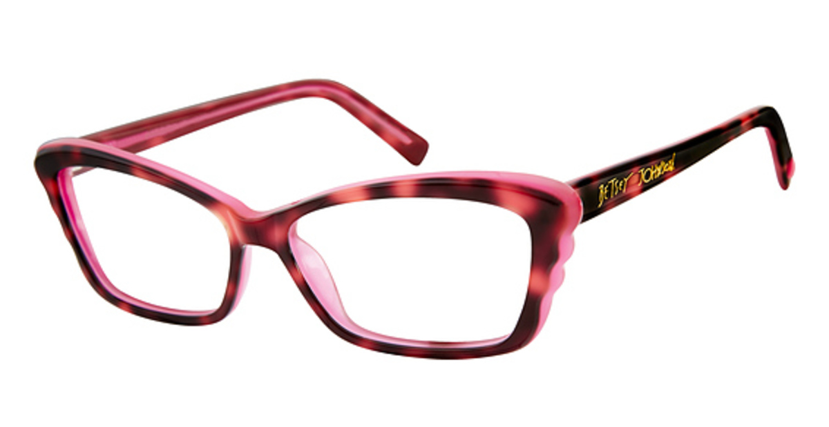 Betsey Johnson Obsessed Eyeglasses Frames
