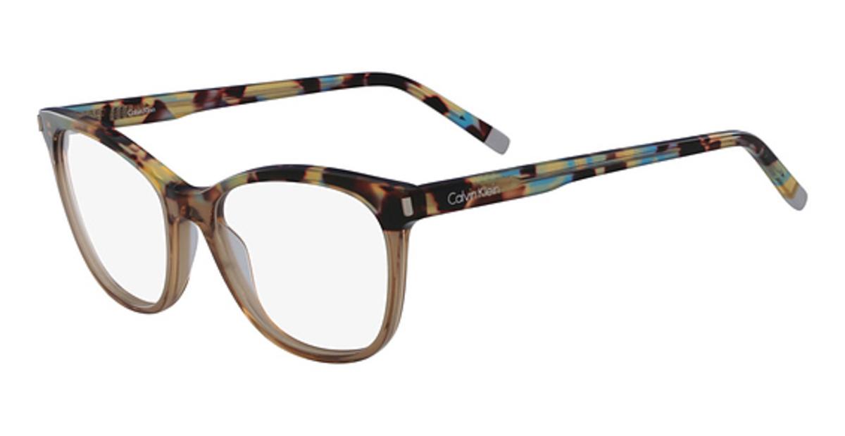 4ac6ccd7054 Ck Calvin Klein Ck5975 Eyeglasses Frames. Calvin Klein Tortoise Ck 5937  Eyeglasses 3 Quarters View