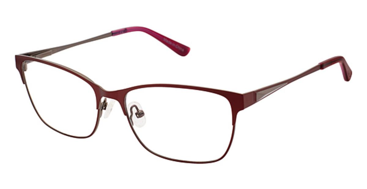 20b4f5ae1bae5 Nicole Miller Glenmore Eyeglasses Frames
