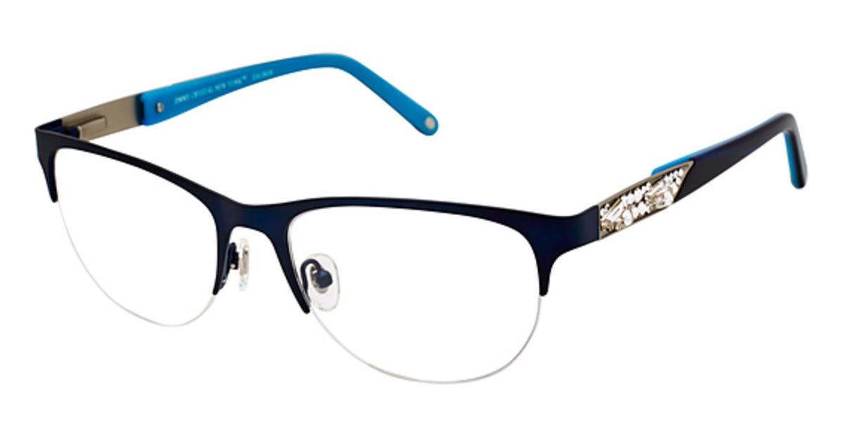 d570c1a6d3a Jimmy Crystal New York Zagreb Eyeglasses Frames