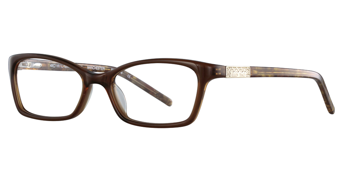 Ellen Tracy Manchester Eyeglasses Frames