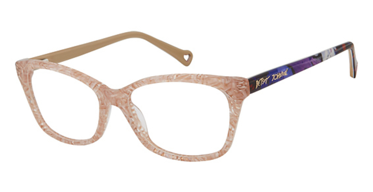 d40c75d8e5bc Betsey Johnson Graffiti Eyeglasses Frames