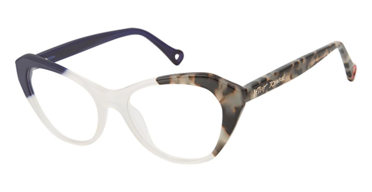 4c5060f082 Betsey Johnson Blissful Eyeglasses Frames