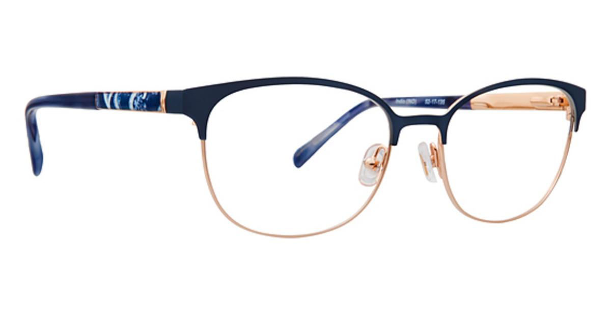 976695306442 Vera Bradley VB Cleo Eyeglasses Frames