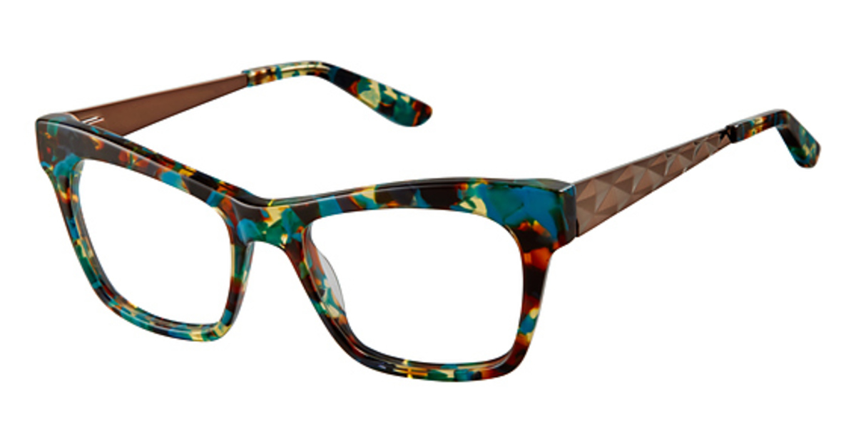GX by GWEN STEFANI Eyeglasses Frames 29bd2233472a
