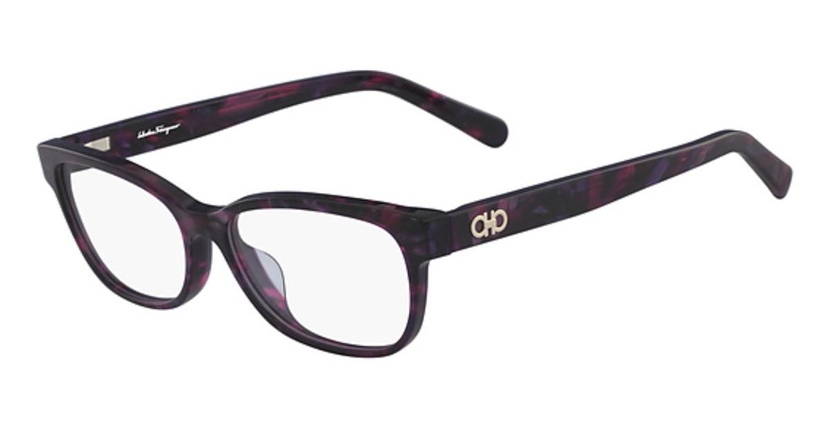 f295e440a73 Salvatore Ferragamo Eyeglasses Frames