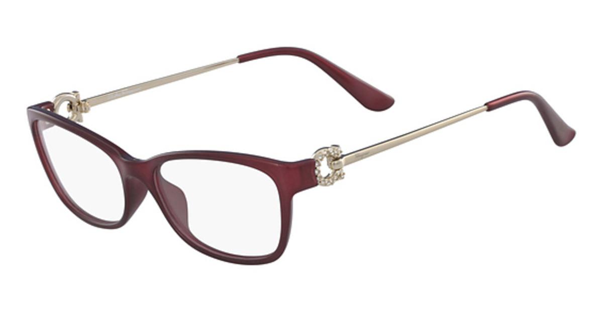 5ef934b4491 Salvatore Ferragamo SF2799R Eyeglasses
