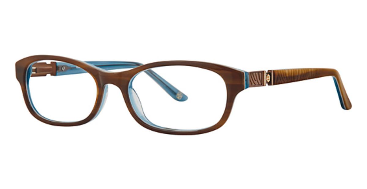 Daisy Fuentes Eyewear Daisy Fuentes Olinda Eyeglasses