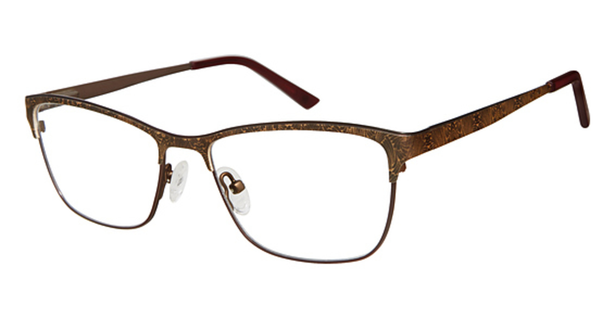 London Fog Marci Eyeglasses Frames