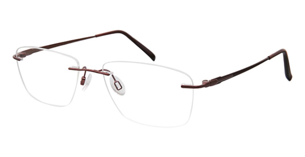 Charmant Titanium TI 10976 Eyeglasses Frames