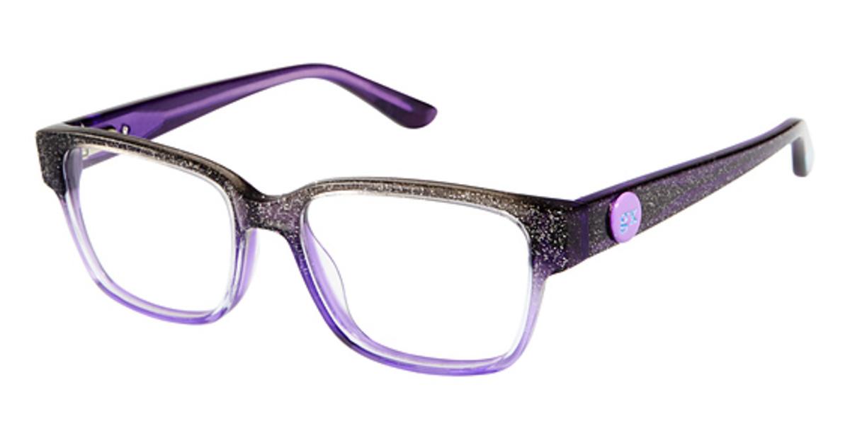 0cc317af4494 GX by GWEN STEFANI GX809 Purple Glitter. Purple Glitter