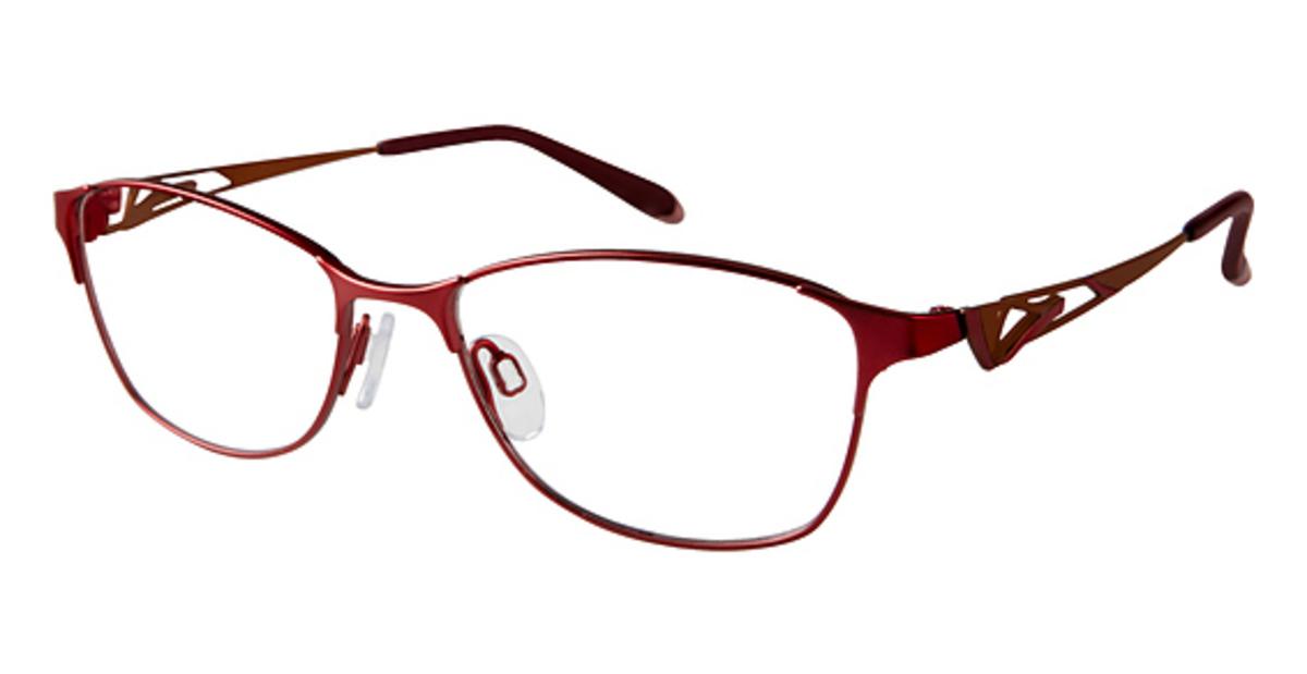 4aff3883e1 Charmant Titanium TI 10624 Eyeglasses Frames