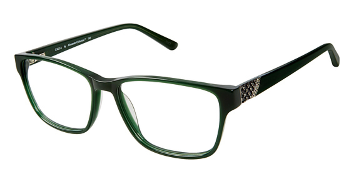 13a6cfa5da Alexander Collection Calla Eyeglasses Frames