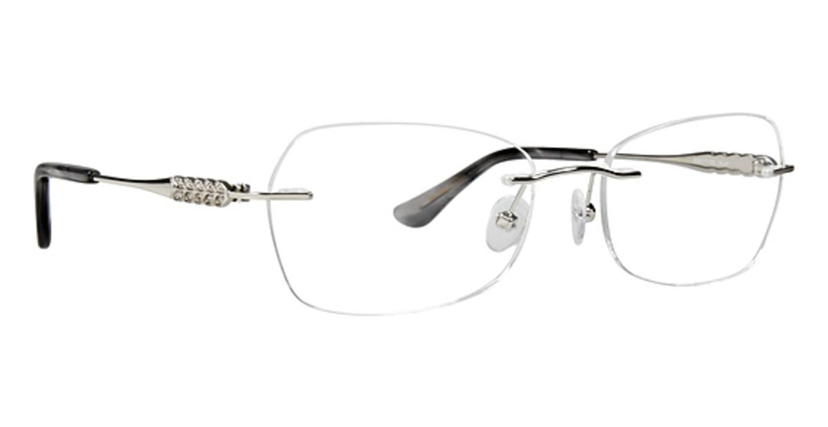 af837aa237 Totally Rimless TR 270 Luna Eyeglasses Frames